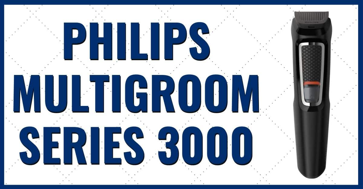 Philips multigroom series 3000 opinie