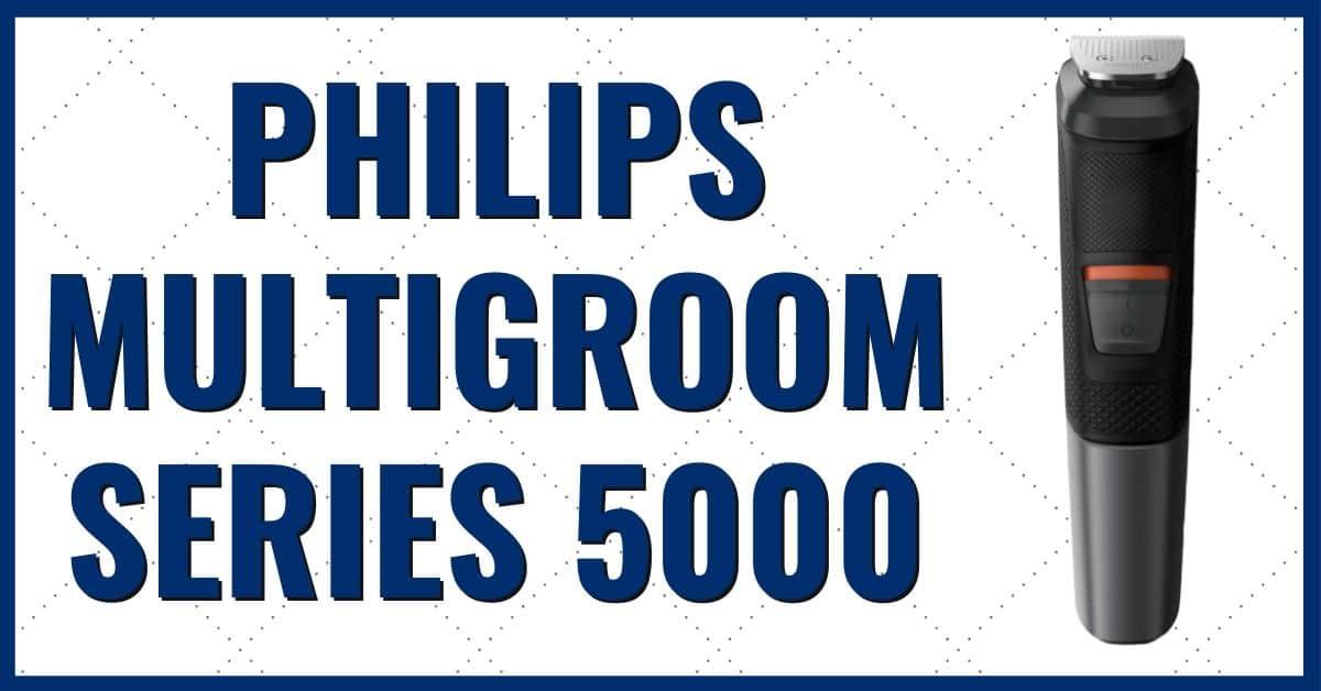 Philips multigroom series 5000 opinie