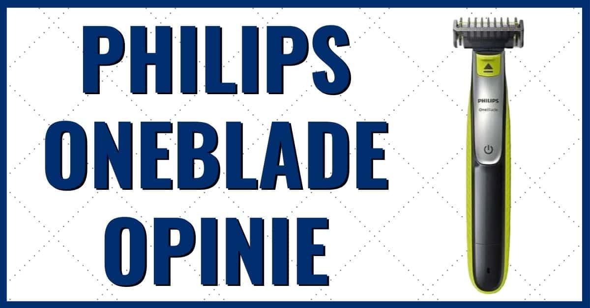 Philips oneblade opinie i test