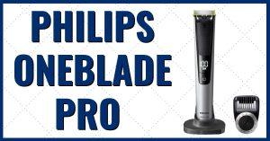 Philips oneblade pro opinie na temat modelu QP6520