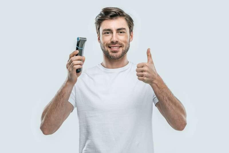 test maszynek do golenia