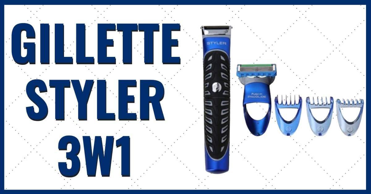 Gillette Fusion Proglide Styler opinie