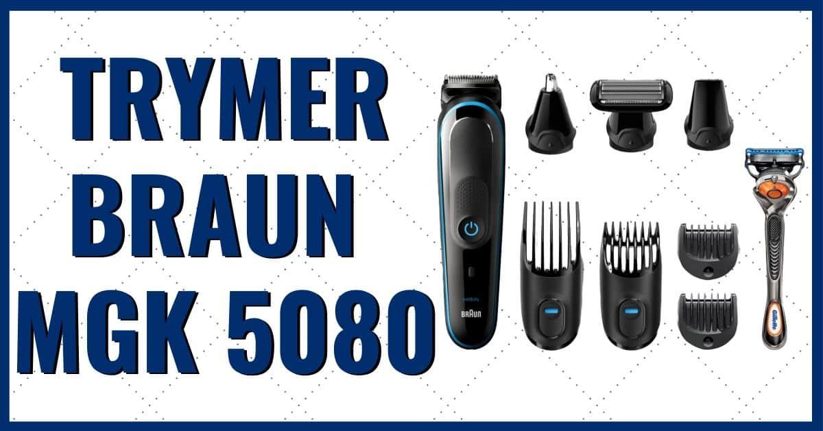 Trymer Braun MGK 5080 opinie