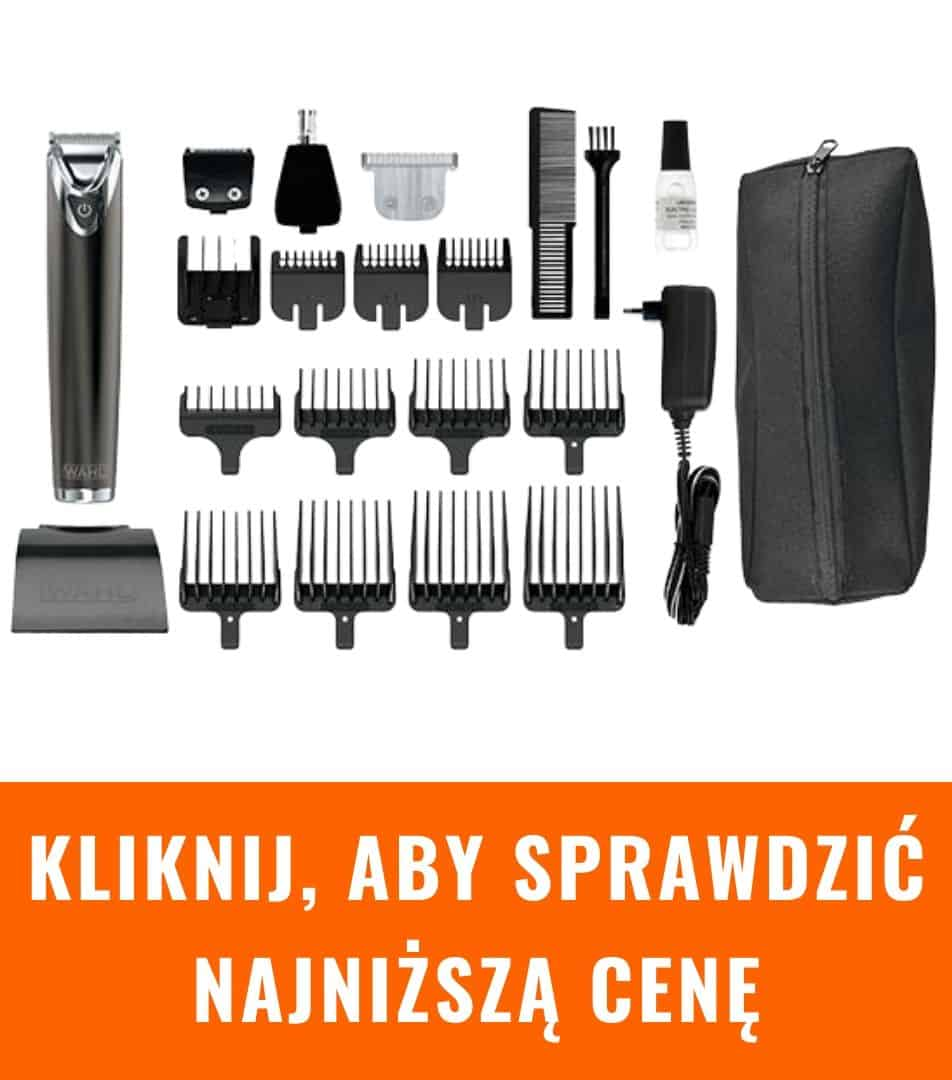 Wahl 9864 stainless steel advanced
