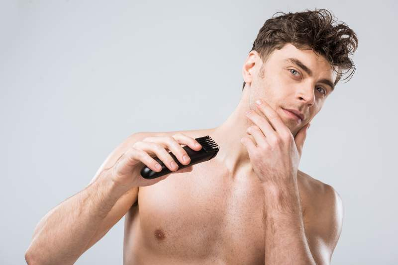 Golenie się Braun Series 5
