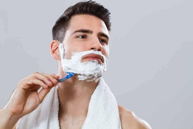 Jak golić się maszynką jednorazową