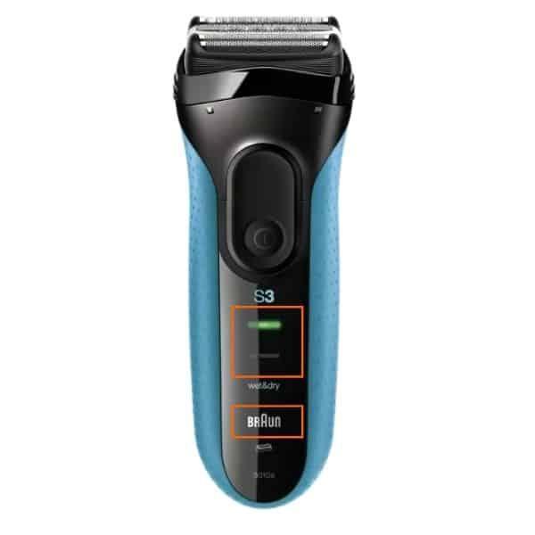 maszynka-golenie-braun-3010s-przedni-panel