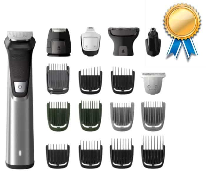 Philips Multigroom Series 7000 zwycięzca rankingu najlepszy trymer do brody