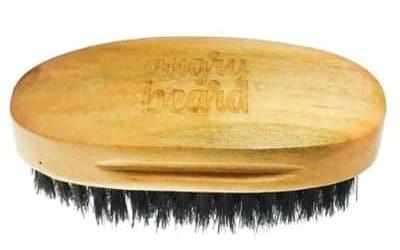 szczotka do brody z dzika
