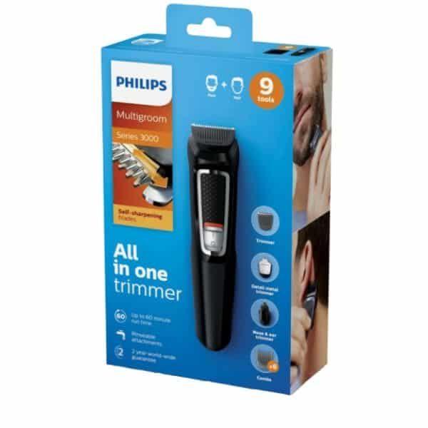 trymer Philips multigroom 3000 pudełko